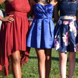 Homecoming/Semi-Formal Dress!